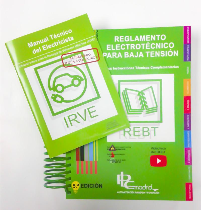Reglamento Electrotécnico para Baja Tensión - 5ª edición