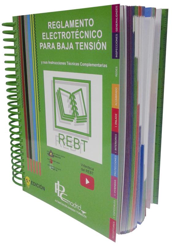 REBT - Reglamento electrotécnico para Baja tensión de PLC Madrid