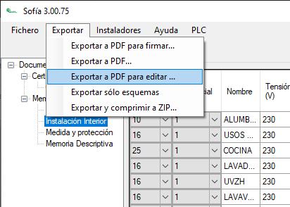 exportacion sofia zoom