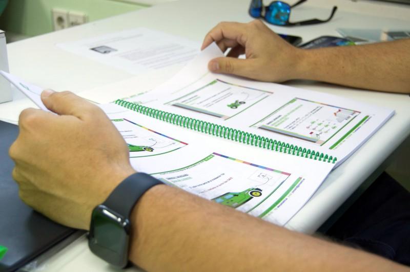 Curso Práctico de Medidas Eléctricas Reglamentarias libro de seguimiento del curso