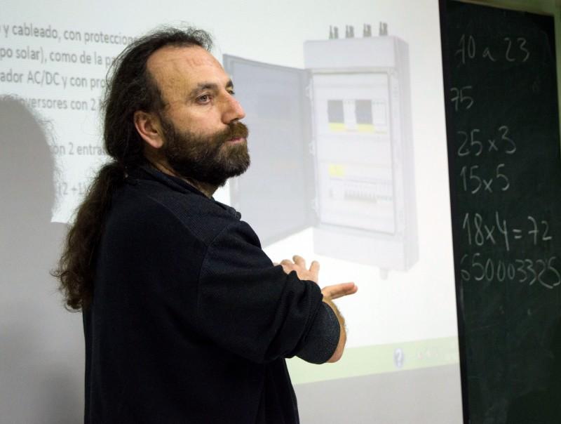 Curso de Instalaciones Eléctricas para Autoconsumo teoría