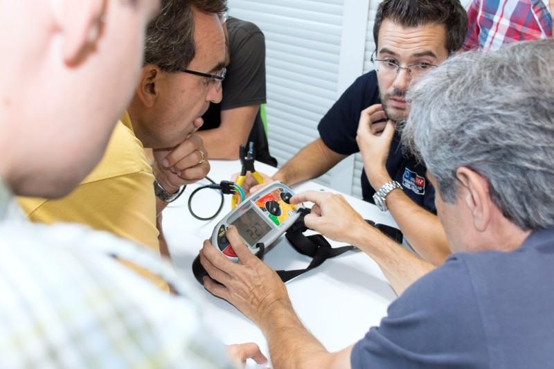 Curso medidas reglamentarias para profesores de FP de la Comunidad de Madrid explicación del equipo