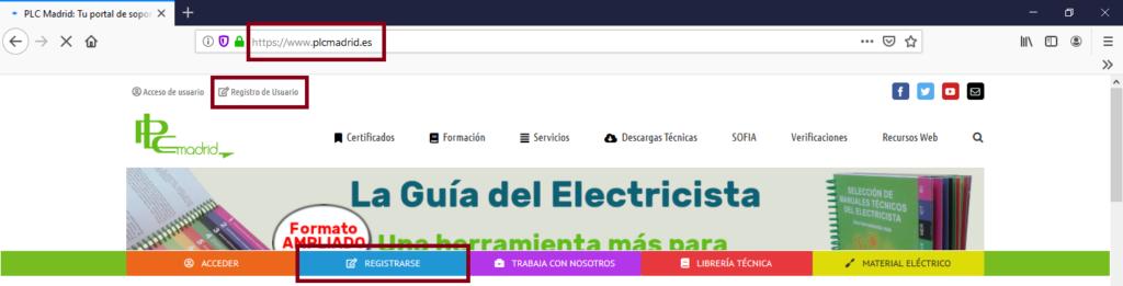 1. PLC MADRID