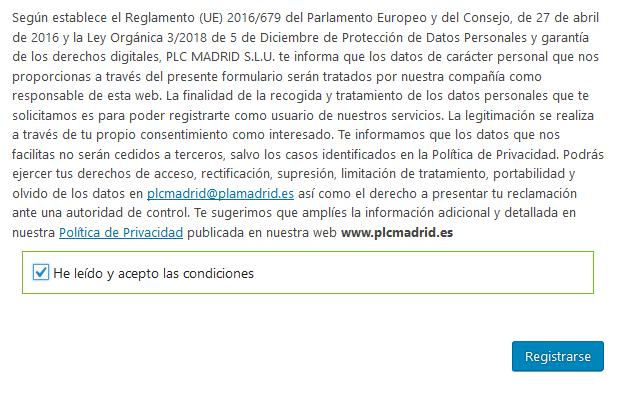 2.4. PLC MADRID