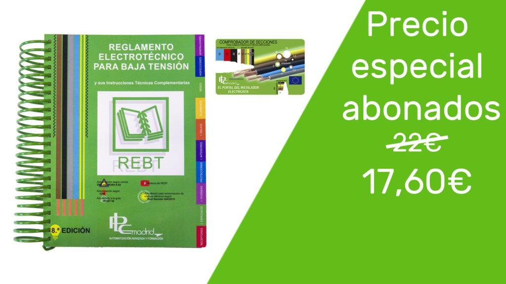 precio especial REBT v2