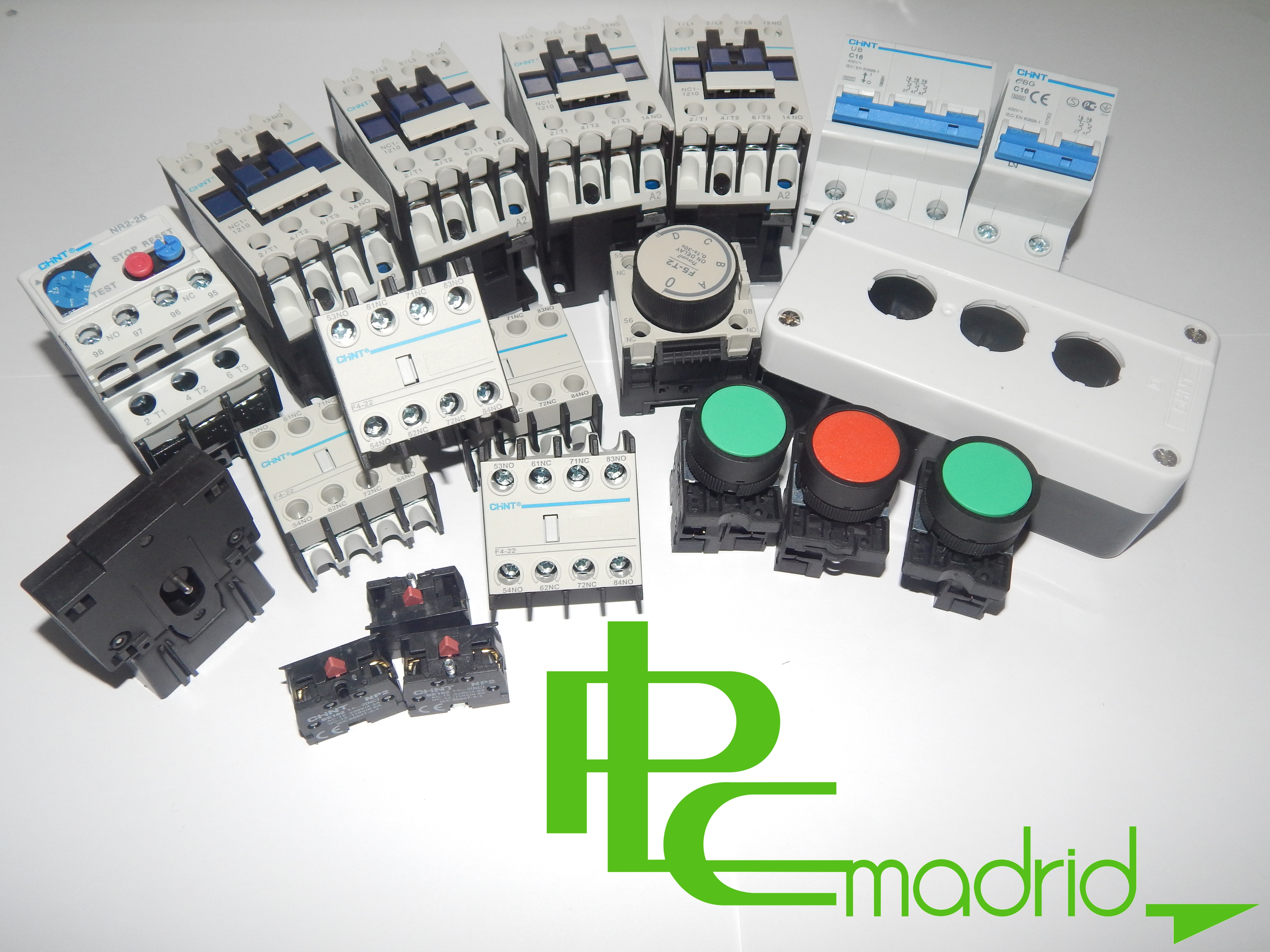 PACK AUTOMATISMOS COMPLETO (1)